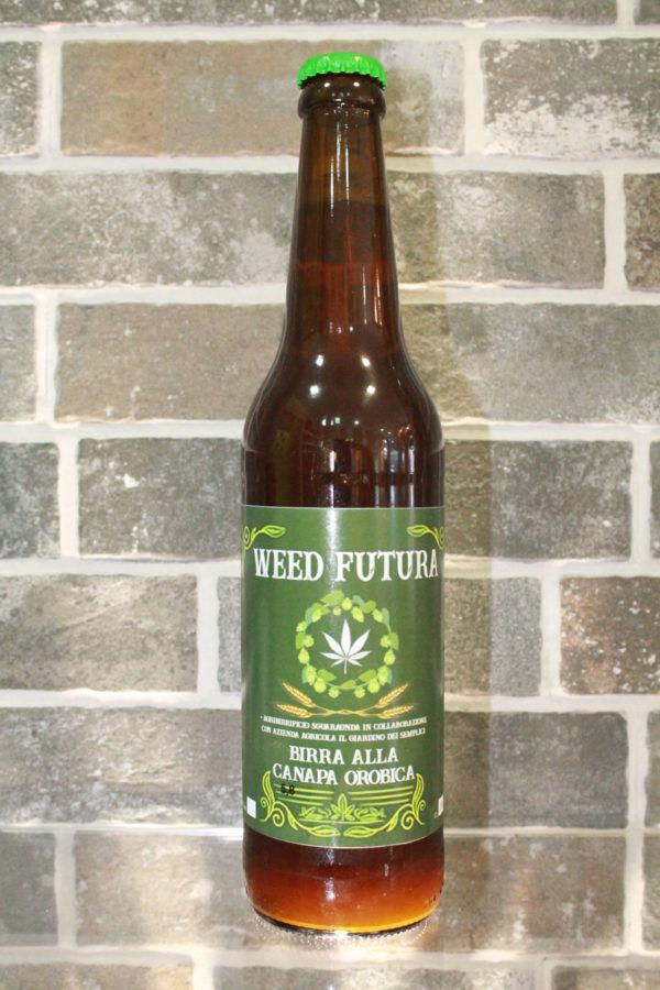 Birra artigianale Weed Futura 50cl