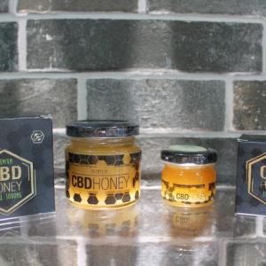 CBD Honey (35mlx500mg) (100mlx1000mg)