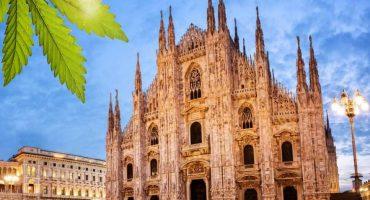 Milano è verde cannabis!